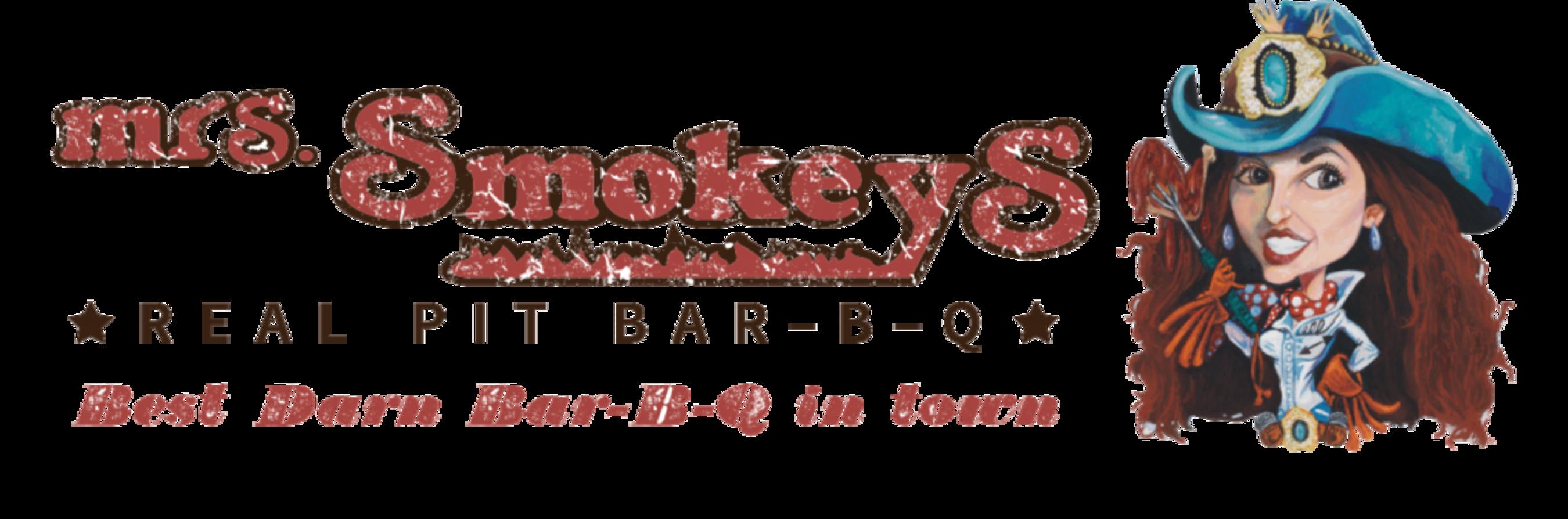 Mrs. Smokeys Real Pit BAR-B-Q