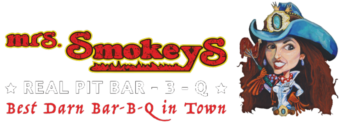 Mrs. Smokeys Real Pit BAR-B-Q